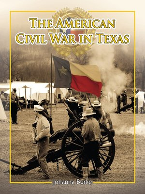 cover image of The American Civil War in Texas